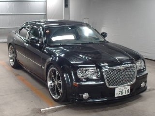 front photo of car ??? - 2012 Chrysler Chrysler 300 3.5 - black